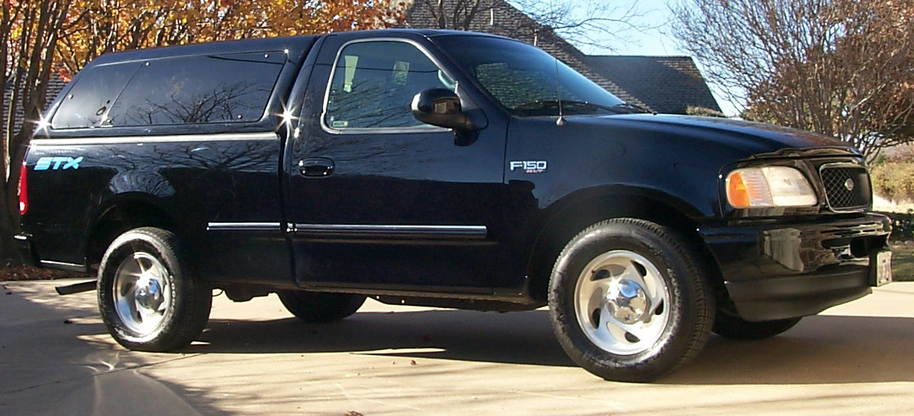 dieselearth.com1998 Ford F-150 STX with a 4.6